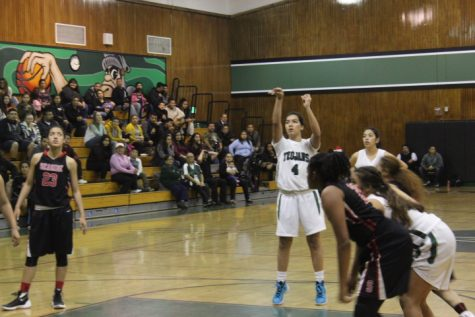 Moving up: Lady Trojans look to compete in Gabilan