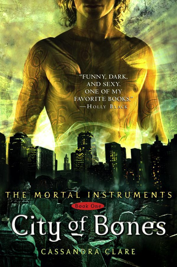 City of Bones: Book Review