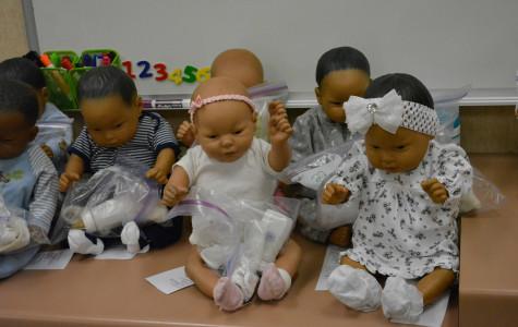 Babies Not Being Left in the Corner