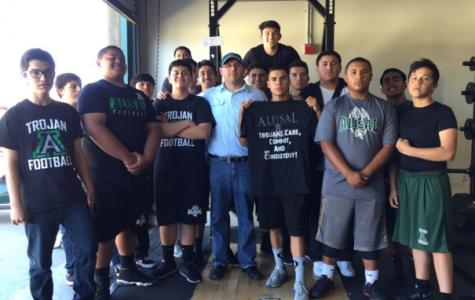 Chaidez takes over football program