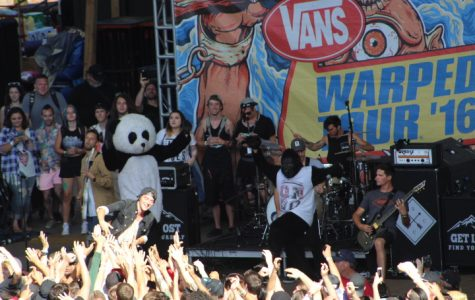 Wrapping up Summer 2016 with Warped Tour
