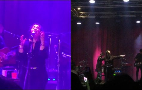 Carla Morrison at the Catalyst
