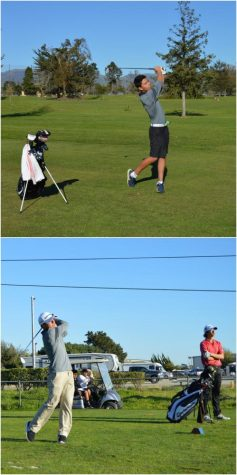 Making history: Two Golfers Qualify for CCS