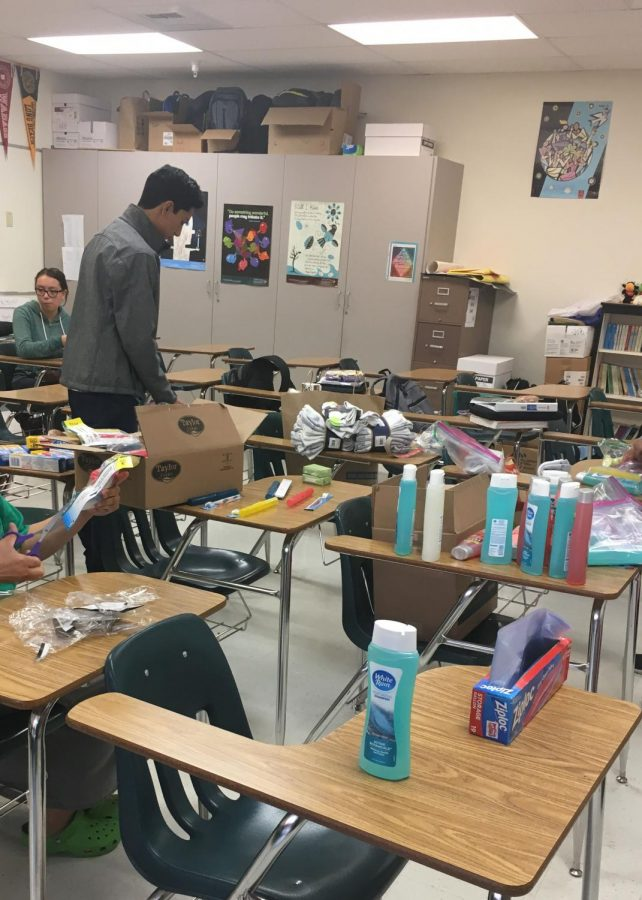 WULF club looks to make a difference in the community