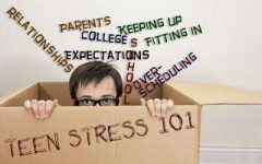 Dealing with stress? You're not Alone!