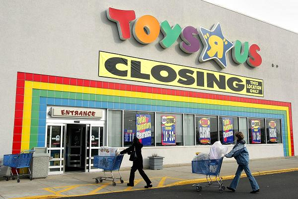 """Toys""""R""""Us closing all of its stores in the Spring of 2018. Massive sales and clearance on toys, board games, etc."""