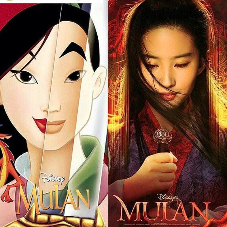 Mulan remake trojan tribune advertisement fandeluxe Gallery