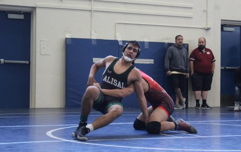 Wrestlers look to find strength in their youth