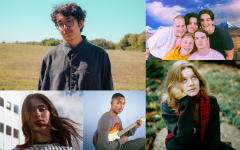 Rising musicians