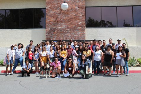 At the Building Healthy Communities (BHC) youth exchange in Santa Ana, La Cosecha youth had the opportunity to learn about community activism alongside BHC staff from Santa Ana, Sacramento, and Del Norte.