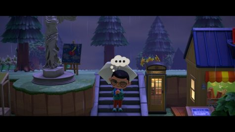 Animal Crossing: New Horizons, the game that was released at the perfect time